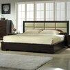 J&M Furniture Boston Upholstered Platform Bed