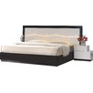 J&M Furniture Turin Platform Customizable Bedroom Set