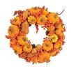 Fantastic Craft Pumpkin Wreath