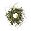 Fantastic Craft Holiday Ball Wreath