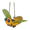 Fantastic Craft Bumble Bee with Solar Hanging Figurine