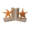 "Fantastic Craft 6.5"" Sea Star Book-End Set of 2 (Set of 2)"