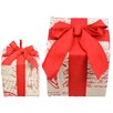 Fantastic Craft 2 Piece Square Gift Box Set