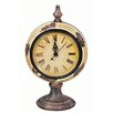 Fantastic Craft Round Clock W/Stand