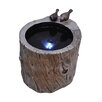Tree Trunk Fountain - Fantastic Craft Indoor and Outdoor Fountains
