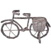Bycicle Basket - Fantastic Craft Garden Statues and Outdoor Accents