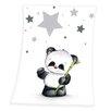 Herding Heimtextil Decke Panda Fynn