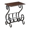Crown Mark Willa Chairside Table