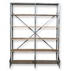 "CDI International Double Unit 93"" Etagere"