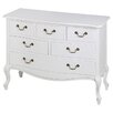 Hill Interiors White Room 6 Drawer Chest of Drawers
