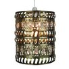 Loxton Lighting 20cm Drum Pendant Shade