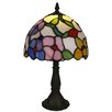 Loxton Lighting Tiffany Table Lamp