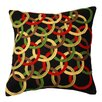 Cloud9 Design Khan Throw Pillow