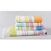 Coyuchi Sutro Stripe 3 Piece Towel Set