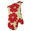 MU Kitchen Poppy Oven Mitt (Set of 2)
