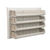 "Akro-Mils ReadySpace 25.38"" H Four Shelf Shelvig Unit"