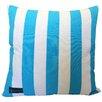 Newlyn Harbour Design Centre Azure Ocean Scatter Cushion