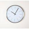 "Stilnovo Verichron 12"" Simple Wall Clock"