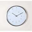 "Stilnovo Verichron 12"" Flen Wall Clock"