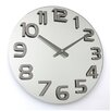 "Stilnovo 16"" Round Numeral Wall Clock"