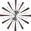 "Stilnovo 19.25"" Spindle Wall Clock"