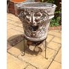 Gardeco Asador Stainless Steel Wood Fire Pit