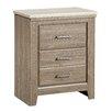 Standard Furniture Stonehill 3 Drawer Nightstand