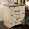 Standard Furniture Florence 2 Drawer Nightstand
