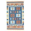 Loloey Kilim Nomad Hand-Woven Multi Area Rug