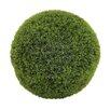 Cole & Grey Faux Grass Ball Sculpture