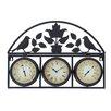 Three Posts Carolina Wall Clock