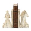 Cole & Grey Ceramic Book Ends (Set of 2)