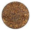 Cole & Grey Metal Mosaic Wall Platter