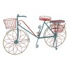 Cole & Grey Bicycle Plant Stand