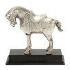 Cole & Grey Aluminum Horse Figurine