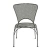 Cole & Grey Metal Side Dining Chair