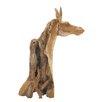 Cole & Grey Horse Statue