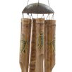 Bamboo Wind Chime - Cole & Grey Garden Statues and Outdoor Accents