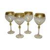 Three Star Im/Ex Inc. Wine Glass (Set of 4)