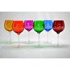 Three Star Im/Ex Inc. Wine Glass (Set of 6)