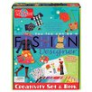 T.S.Shure You Too Can be a Fashion Designer Creativity Set and Book