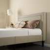 OrthoTherapy Upholstered Panel Bed