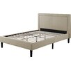 OrthoTherapy Upholstered Platform Bed