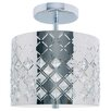 Beldi Marsala 1 Light Semi Flush Mount