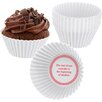 Fred & Friends Fortune Cakes Cupcake Mold (Set of 12)