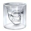 Fred & Friends Doomed Skull 2 oz. Shot Glass