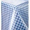 Plow & Hearth Easy Clean Oilcloth Tablecloths