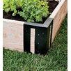 Plow & Hearth Raised Garden Brace (Set of 4)