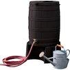 Plow & Hearth 50 Gallon Rain Barrel