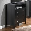 Glory Furniture 3 Drawer Media Chest